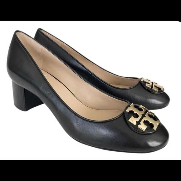7bbc5e2c8a Tory Burch Shoes - Tory Burch Black Janey 50mm pumps -NWOB 10